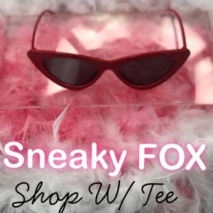 Accessories - Sneaky Fox EyeCandy Sunglasses